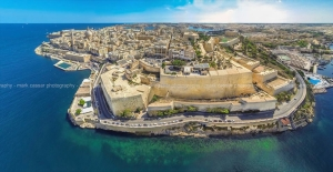 [WATCH] Malta captured in stunning drone footage from high above